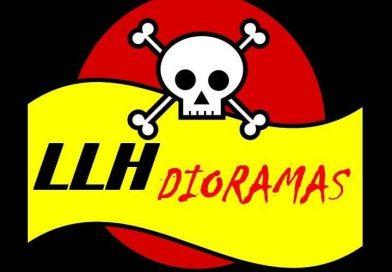 LLH Dioramas by Santiago Tre