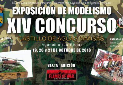 Nuevo XIV concurso de Aguas Mansas en Agoncillo (La Rioja)