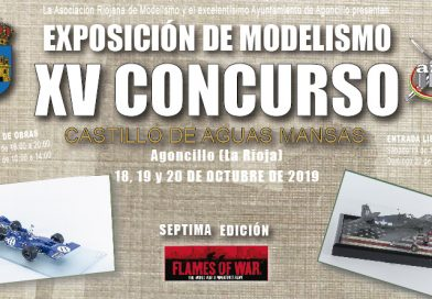 Nuevo XV concurso de Aguas Mansas en Agoncillo (La Rioja)