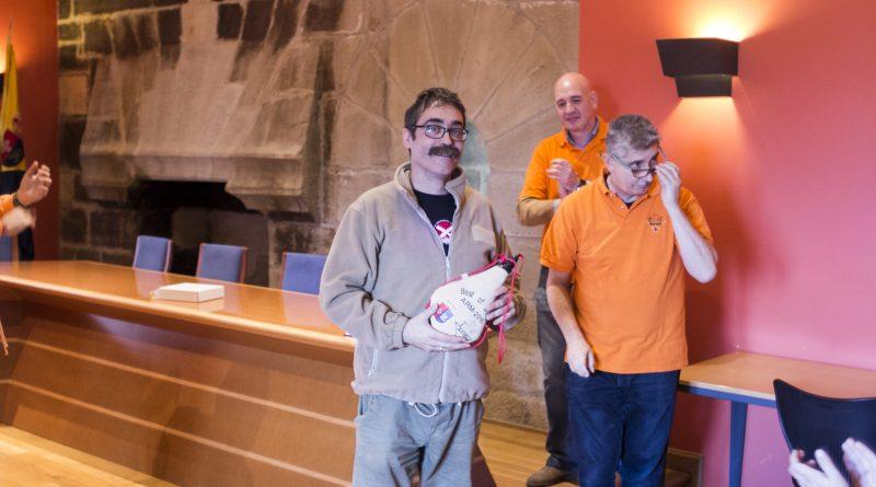 Entrega de Premios del XII concurso de Aguas Mansas